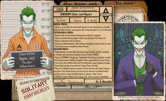 """Inque"" from Batman Beyond commissioned by SpawnofOmega the-schwayest-batman-around.tu… Character Owned by DC Comics Inque locked up commission Joker Arkham, Batman Arkham City, Gotham City, Marvel Dc, Hearly Quinn, Joker Und Harley, Hq Dc, Comic Villains, Batman Comics"