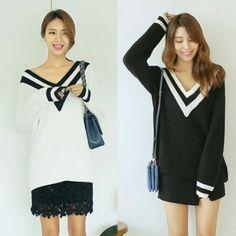 Long oversized v neck jumper Brand new. Cute long deep v neck sweater.long oversized comfy feel Sweaters V-Necks