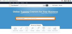 Open Sesame - The Perfect Platform for any e-learning course