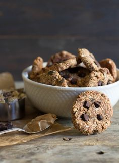 Biscuits oats and muesli - Made by Choices Sweet Recipes, Real Food Recipes, Cake Recipes, Healthy Recipes, Healthy Food, Food Cakes, Healthy Breakfast Snacks, True Food, Magic Recipe