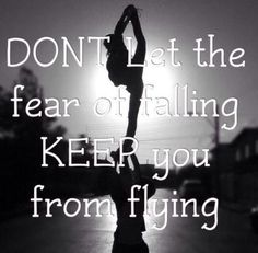 ☆Don't let your fears stop  U from doing the craziest  Things in life☆