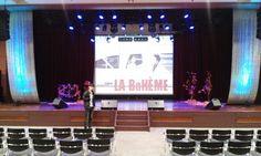 La BoHEME's concert