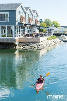 Kathleen Pierce share how she spends her sweet summertime in the 'Bunks: Kennebunkport at its finest.