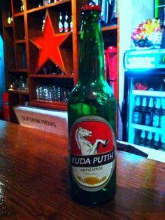 Kuda Putih Beer-Indonesia