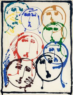 Round Faces | Yanni Posnakoff
