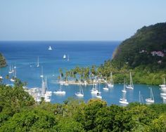 St Lucia, Caribbean Return Flights from £529 pp