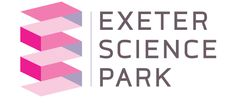 We were chuffed when we were asked to design the logo for the new Exeter Science Park