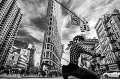 New York: black & white mood