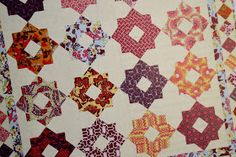 Chasing Cottons: New Quilt and Quilt Pattern- Trinket Box