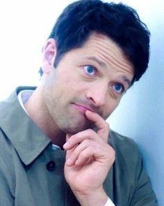 Luci....played by Cas, played by Misha....best thing EVER.