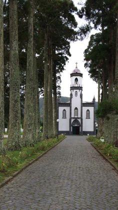 Church - Sao Miguel
