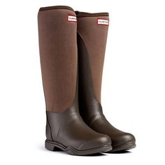 Balmoral Equestrian Neoprene Brown Hunter Wellington Boots available at great prices. The quintessentially British wellies that keep the rain at bay, fast delivery and unbeatable service. Equestrian Outfits, Equestrian Style, Country Boots, Hunter Rain Boots, Kids Boots, Brown Boots, Riding Boots, Horse Riding, Hunter Boots