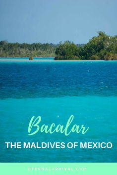 The amazing Lake Bacalar (Laguna de Bacalar) is called the Lagoon of Seven Colors for a reason. Find out more about this Yucatan gem in the state of Quintana Roo, Mexico