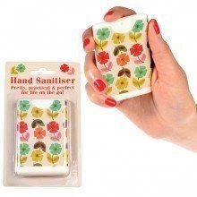 Mid Century Poppy Hand Sanitiser Dotcomgiftshop  £2.95