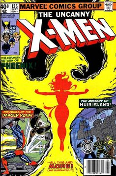x-men comic book covers | Uncanny X-Men 125 … Marvel comics … On the cover : James Madrox ...