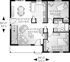 ultimateplanscom home plans house plans home floor plans find your family house plans2 bedroom house - 2 Bedroom House Plans