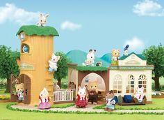 Sylvanian Families Celebrates 30 Years and An Exclusive Sylvanian Families Giveaway!