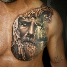 Zeus piece from the other day. @worldfamousink @fkirons @inkeeze @stencilanchored @sullenclothing @steadfastbrand @armorgel.tattoo @saniderm @heliostattoo @inkedmag @arlodicristina #Worldfamousink #Worldfamousforever #Arlotattoos #tattoosbyarlo #arlodicristina #fkirons #halo2crossover #facemorph #facemorphtattoos #Sullen #Inkeeze #stencilanchored #ColoradoTattooArtist #Coloradoartist #TheRawCanvas #tattooarmor #PrimalArtist #The_Inkmasters #Skinart_mag #inkedmag #inkmaster #tattoorealistic…