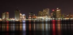New Orleans from Algiers