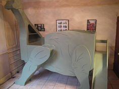 Dinosaur Childrens bed