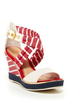 Sperry Top-Sider Aurora Wedge Sandal by Sperry Top-Sider on @HauteLook