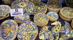 Risultati immagini per maioliche antiche italia