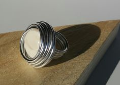 Ring aus Aludraht