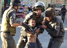 Israel maltrata sistemáticamente a niños palestinos #JusticeFAIL #maltrato