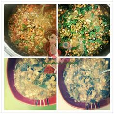 vegan chickpea soup