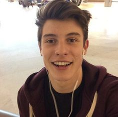 "Pin for Later: 16 Times Shawn Mendes Was Just Too Cute When He Professed His Love For France ""Goodbye France! I love you !!  #sleepy #chillinatdaairport"""