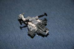 LEGO Mini-Chopper