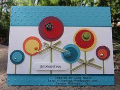 Brighten a day card