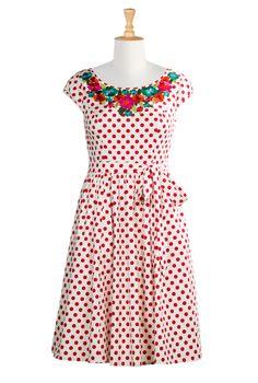 Women's sleeveless dresses - Dresses, Cocktail Dresses, Party Dresses - | eShakti