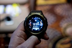 Casio WSD-F10 Android Wear smartwatch: Google wearable goes rugged - photo 24