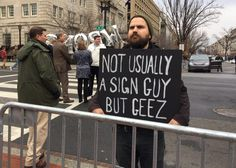 Best protest sign