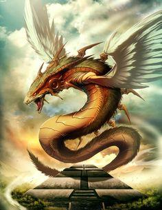 A lista definitiva sobre as 200 maiores criaturas míticas de todos os tempos. Conheça Cérberus, Kappa, Kraken, Huitzilopochtli, Tlaloc, Leviatã, Deus Jaguar
