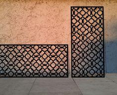 arabic-fancy-pattern-laser cut panel