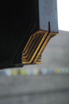 Detail - Brion cemetery: