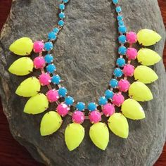 Gorgeous Statement Necklace @Pip Parbery #necklaces #jewellery #statementnecklace