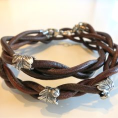 Trollbeads Inspiration: Acorn Bracelet, Tartooful, the website is very nice. A lot of inspiration. So just click through and enjoy!