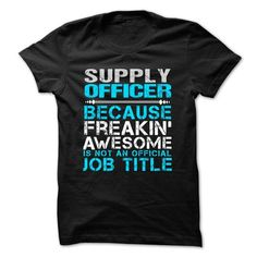 Love being -- SUPPLY-OFFICER T-Shirts, Hoodies (21.99$ ==►► Shopping Here!)