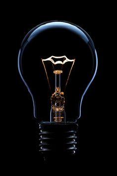 Photo about A glowing light bulb on black background. Phone Wallpaper Design, Black Phone Wallpaper, Emoji Wallpaper, Apple Wallpaper, Galaxy Wallpaper, Smoke Photography, Glass Photography, Object Photography, Artistic Photography