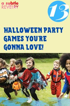 Halloween is coming and it's time to host a fun party. A Subtle Revelry has some unique party game ideas - 13 ideas, in fact. Decorating the front door with jack-o-lanterns - check; a bowl of snacks to hand out for trick or treaters - check; the unavoidable TPing the front of someone's home - check. Top it all off with some new party games you never played before. Enjoy your Halloween doing something different with family and friends. Get details… #halloween #halloweenparty #halloweengames