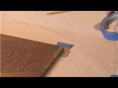 Relief Printmaking Print Registration : Relief Printmaking Registration Jigs - YouTube