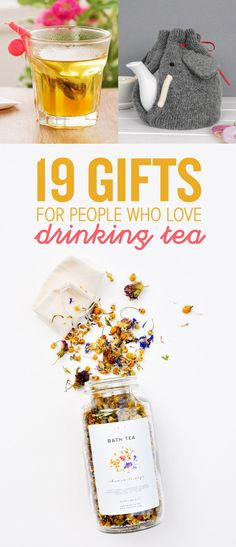 19 Gifts For People Who Are Completely Obsessed With Tea