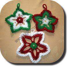 Crochet Christmas Start - Chart