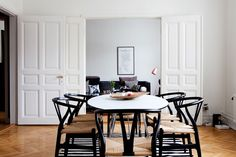 Nordic style dinning room | Daily Dream Decor