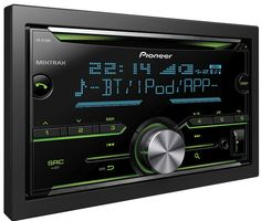 Pioneer FH-X730BT Double Din iPod Control Bluetooth Car Stereo for your Vehicle !!