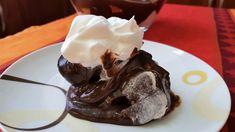Profiteroles, Croissants, Easy Desserts, Ice Cream, Pudding, Sweets, Chocolate, Recipes, Food