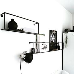 Wandplank wall shelves WOOOD